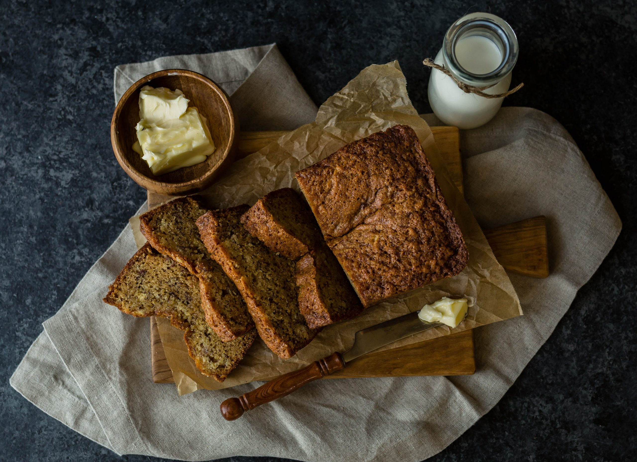 Heart Healthy Banana Bread
