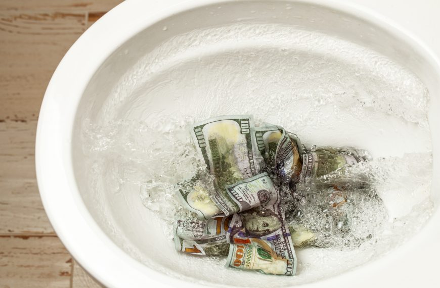 The world's most expensive pee