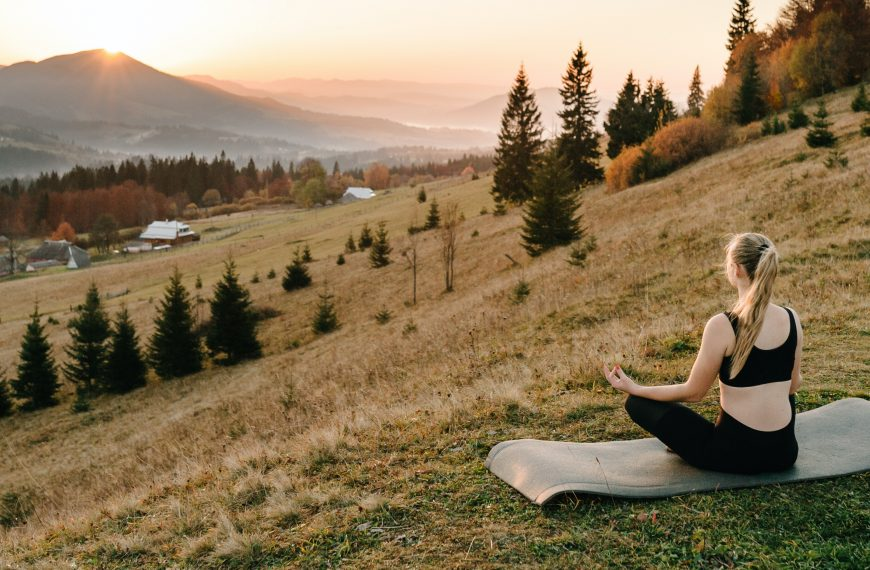 Improving Mental Health Through Meditation