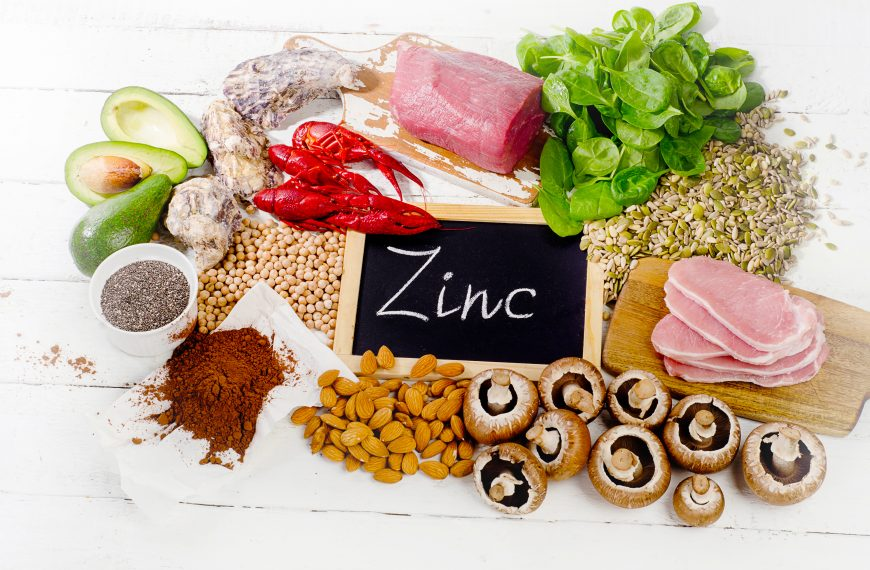 Zinc vs Infections