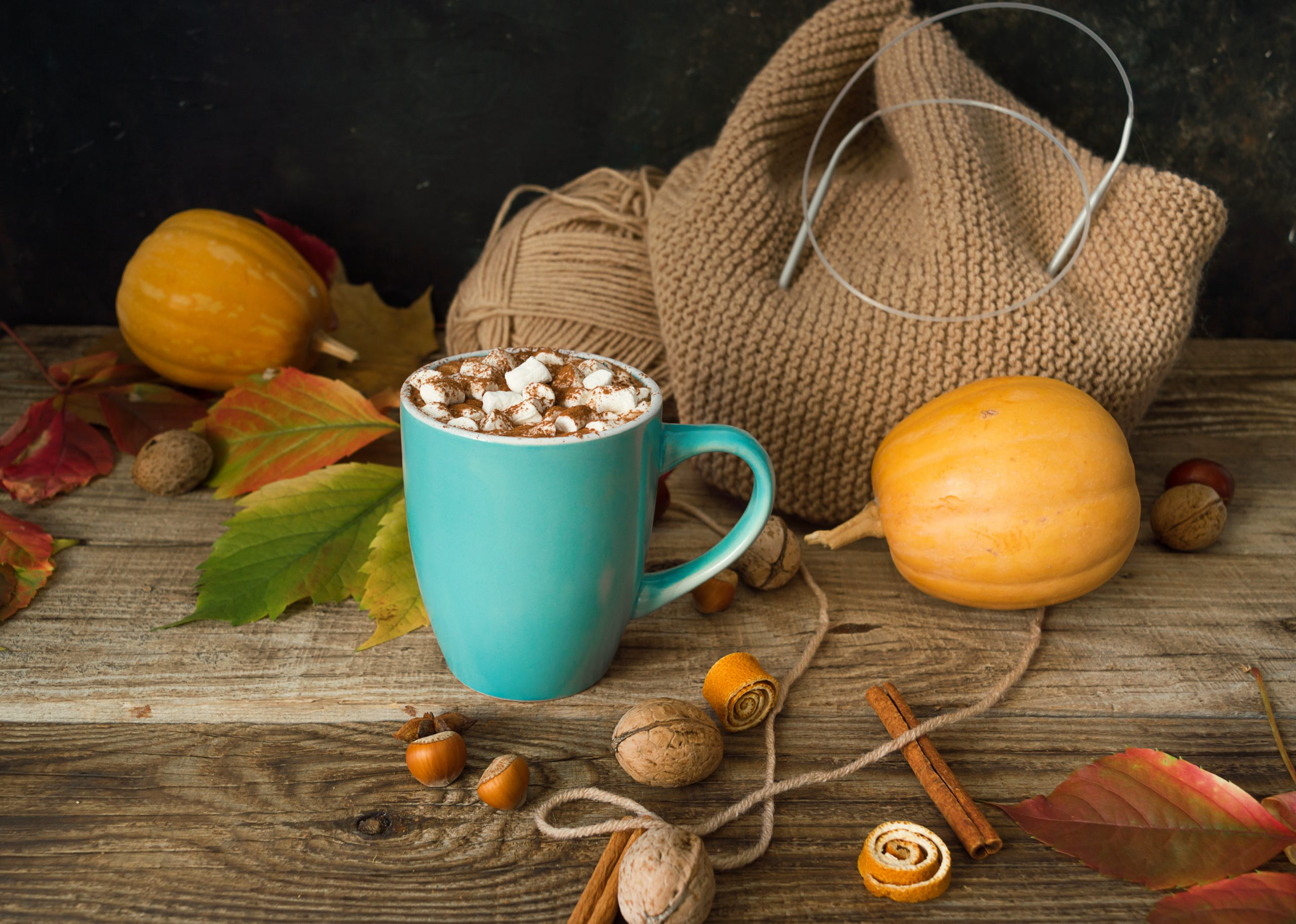 Keto Hot Chocolate And Pumpkin Spice Recipes