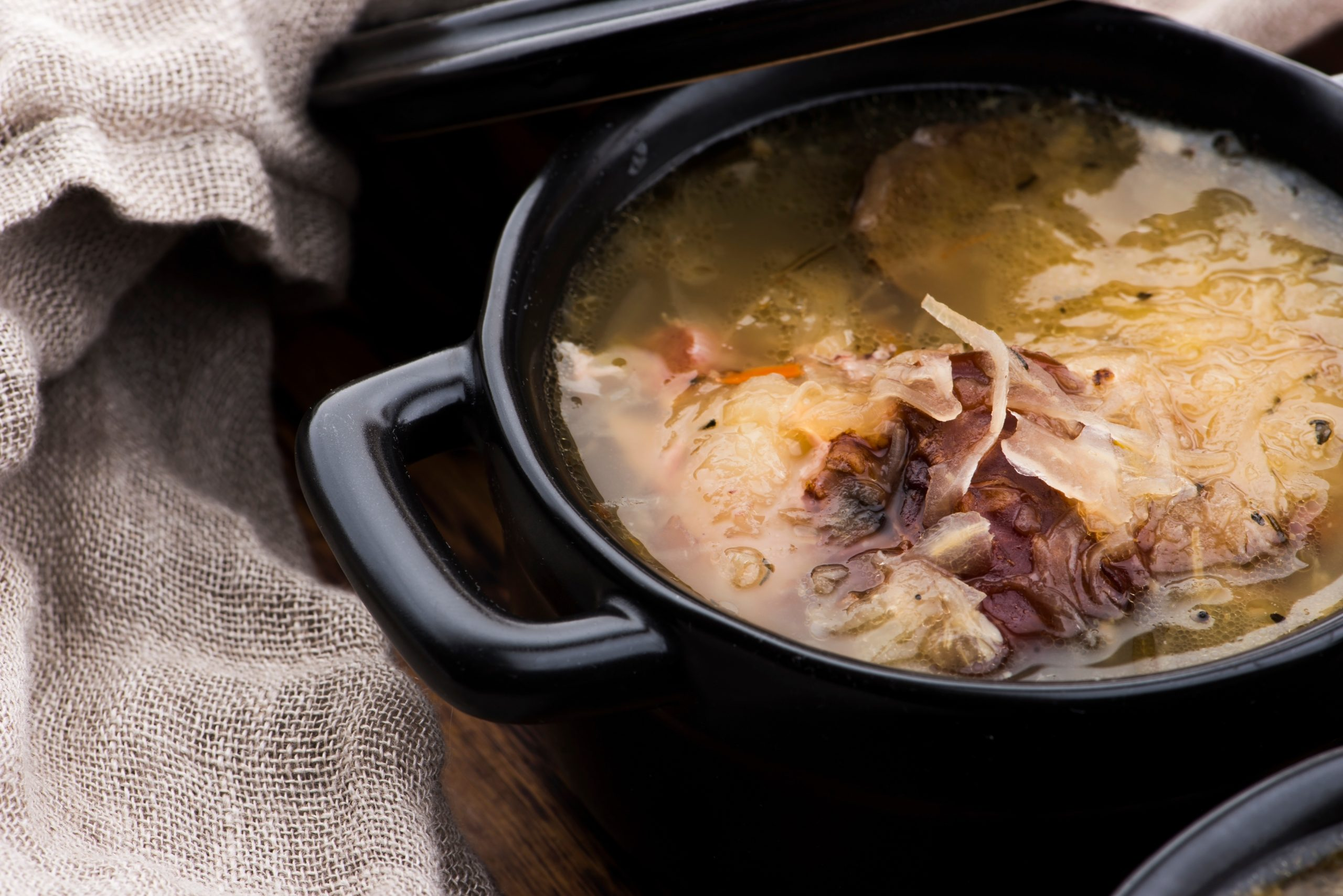 Cabbage Soup To Slim The Soul